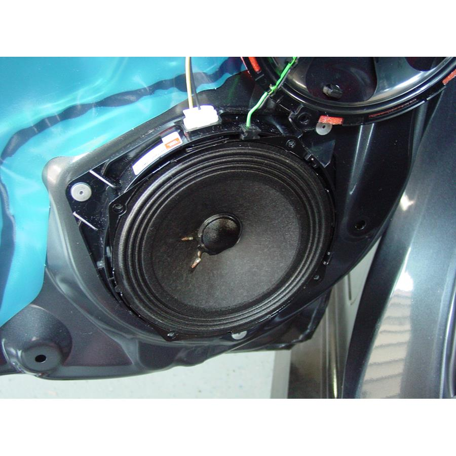 2013 Toyota Matrix Rear door speaker