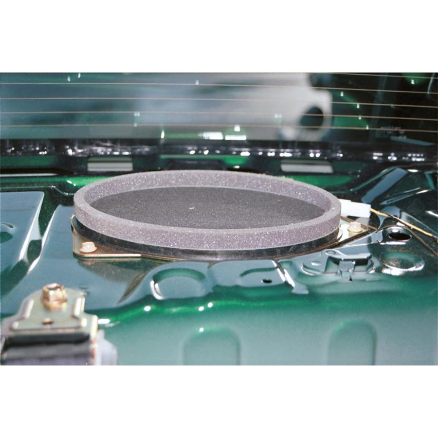 2005 Toyota Echo Rear deck speaker