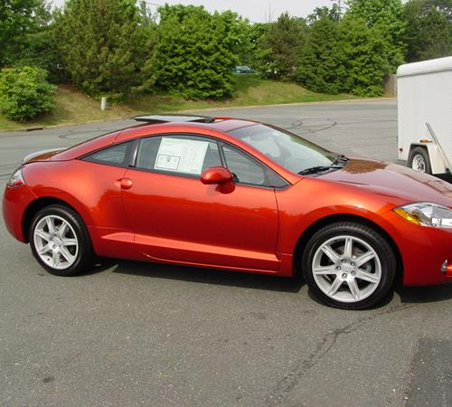 2008 Mitsubishi Eclipse - find speakers, stereos, and dash kits that ...