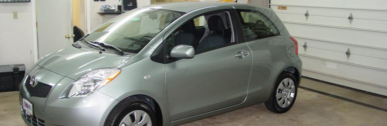 2008 yaris hatchback dimensions