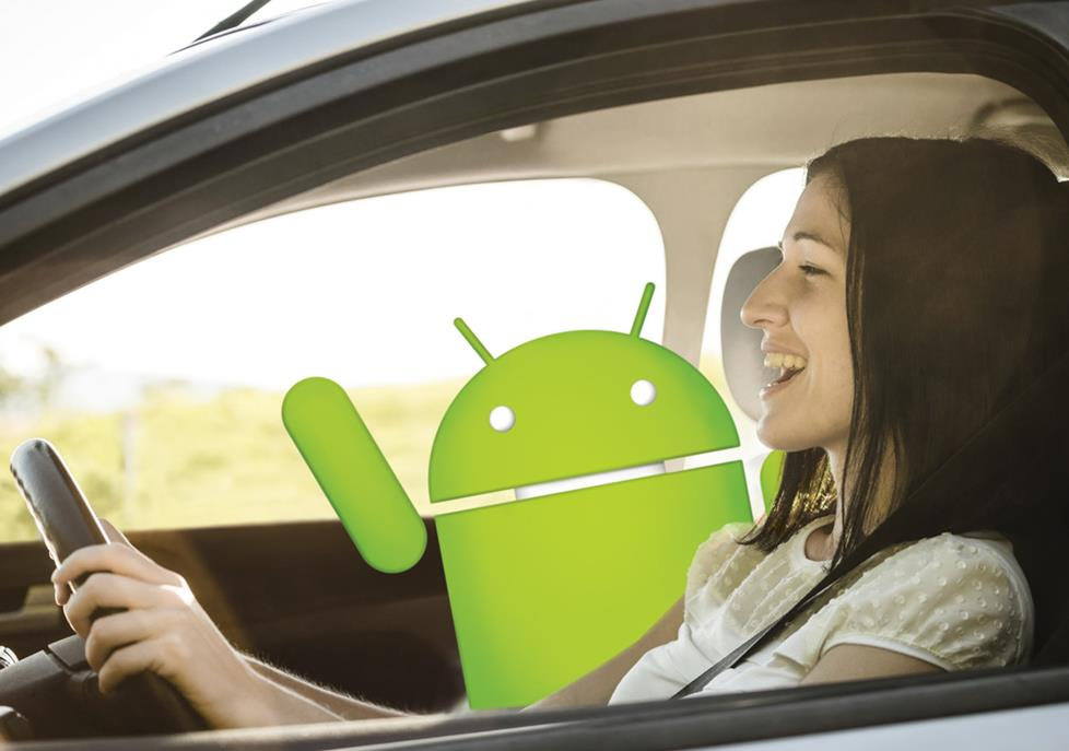 Driving with Android
