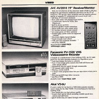 TV catalog page