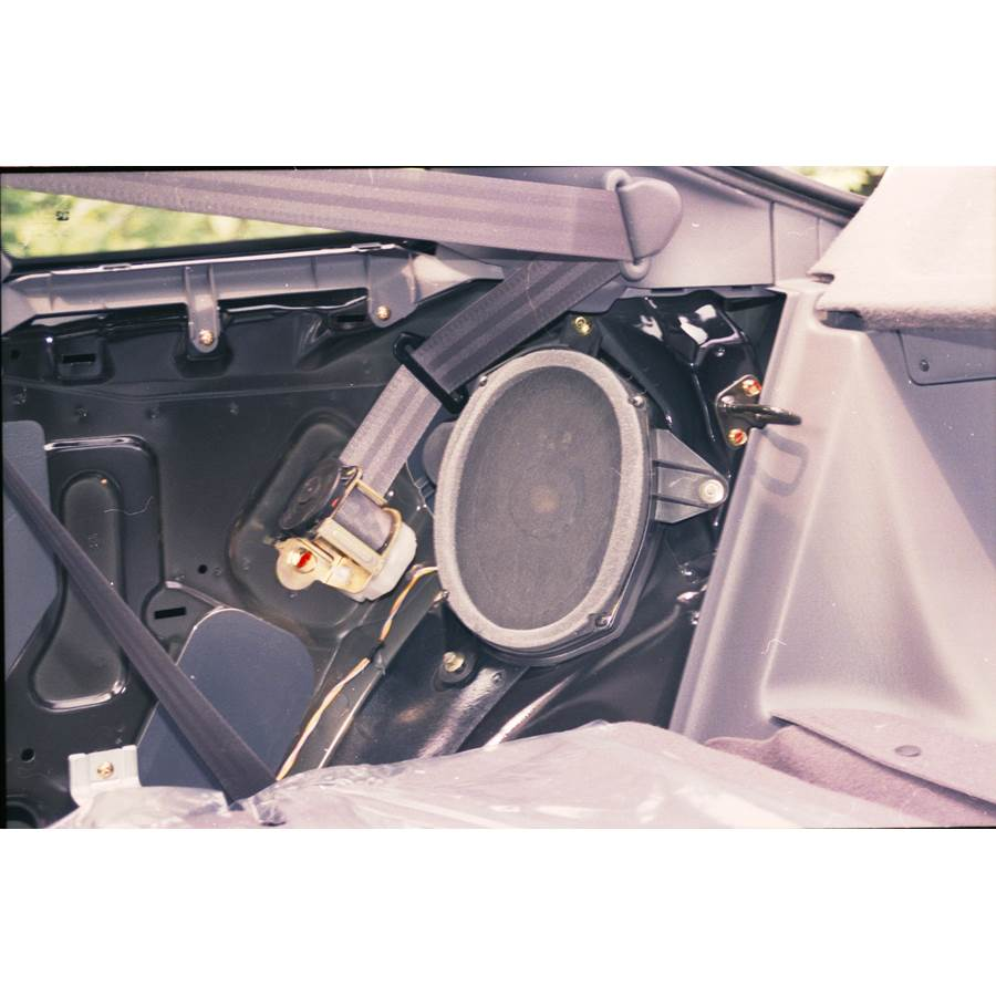 1998 Eagle Talon Rear side panel speaker