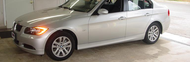 2010 BMW 3 Series - find speakers, stereos, and dash kits that fit