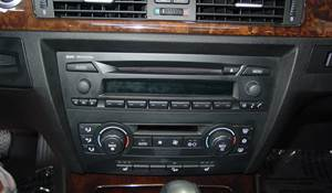2008 BMW M3 Factory Radio