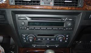 2009 BMW M3 Factory Radio