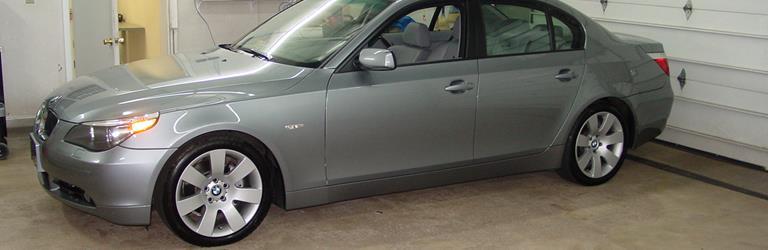 BMW 5 Series Audio – Radio, Speaker, Subwoofer, Stereo