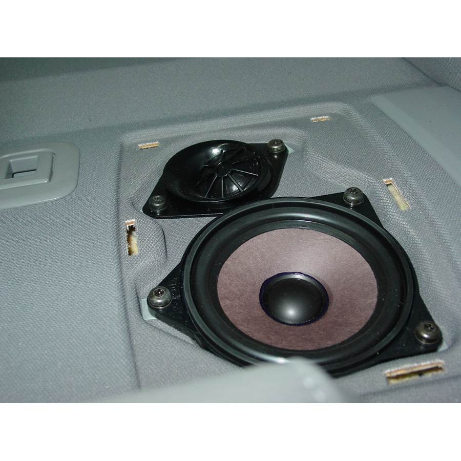 2004 BMW 5 Series Rear deck speaker