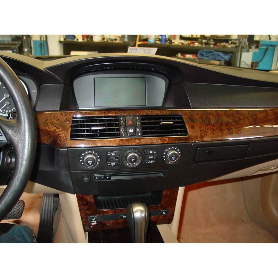 2004 BMW 5 Series Factory Radio