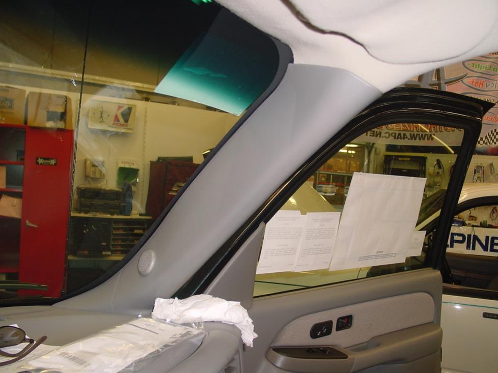 2003 2007 Chevy Silverado And Gmc Sierra Crew Cab Car
