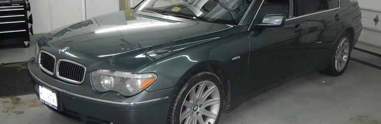 2007 Bmw 7 Series Find Speakers Stereos And Dash Kits That Fit