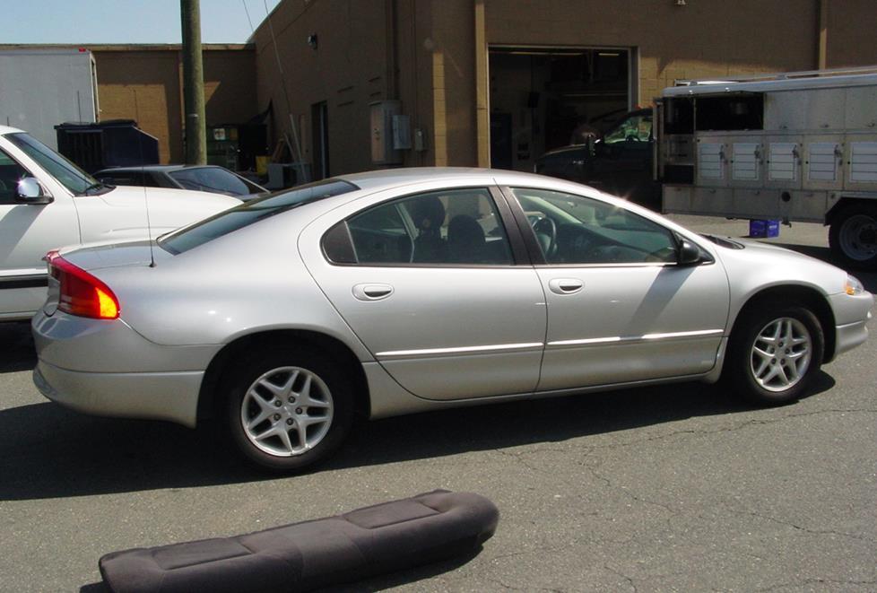 1998 2004 Chrysler Concord Chrysler 300m And Dodge