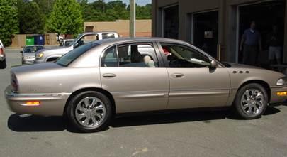 1997-2005 Buick Park Avenue