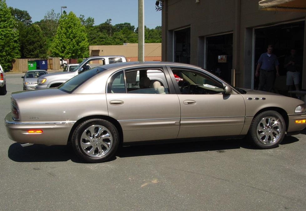 1997 2005 Buick Park Avenue Installing New Car Audio Gear