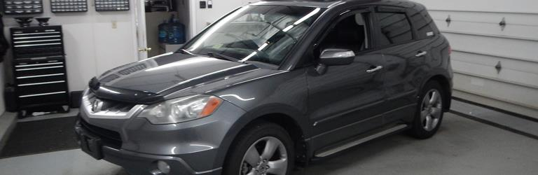 2007 Acura RDX - find speakers, stereos, and dash kits that fit your carCrutchfield