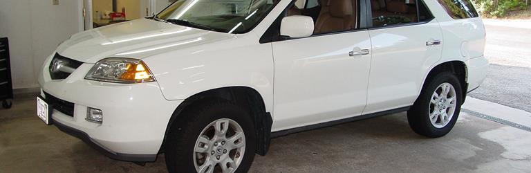 2003 acura mdx exterior 2003 acura mdx exterior