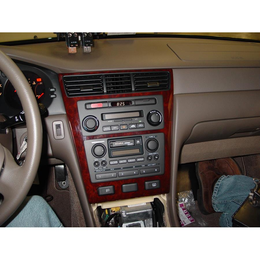 2004 Acura 3.5RL Factory Radio