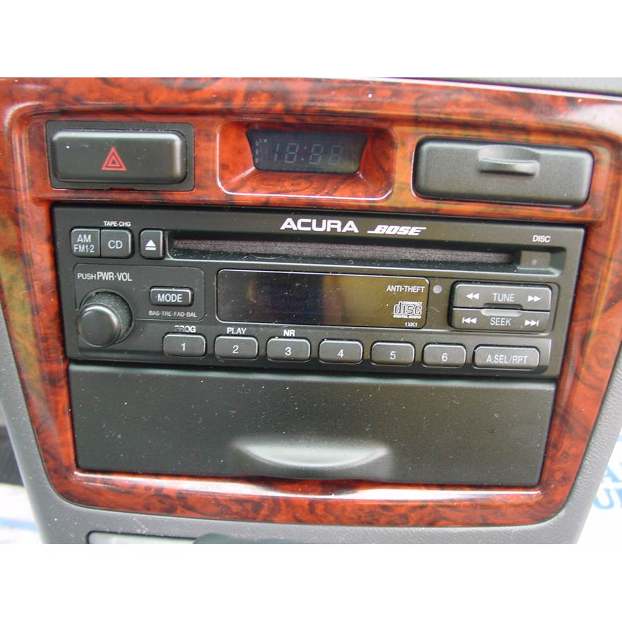 1997 Acura 3.0CL Factory Radio