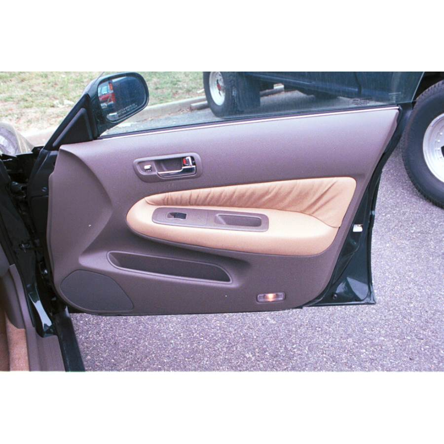 1997 Acura 3.2TL Front door speaker location