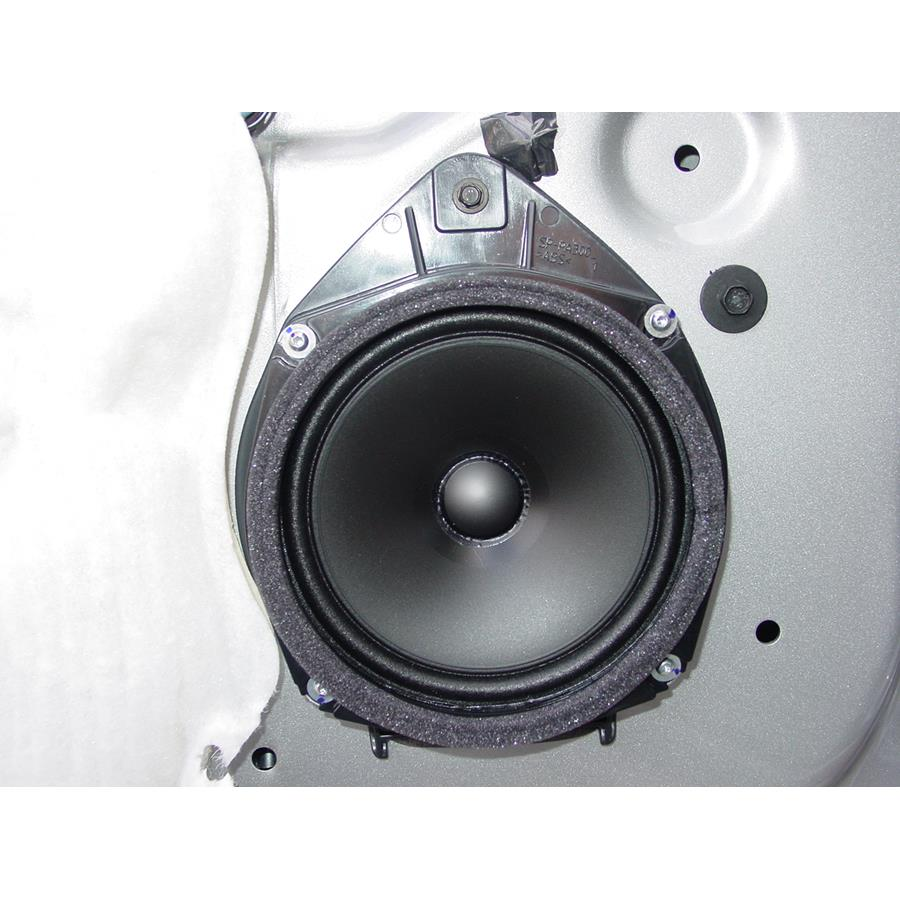 2009 Saturn Aura Front door speaker