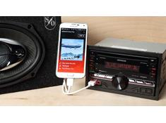 Control music on your Android phone with your car stereo