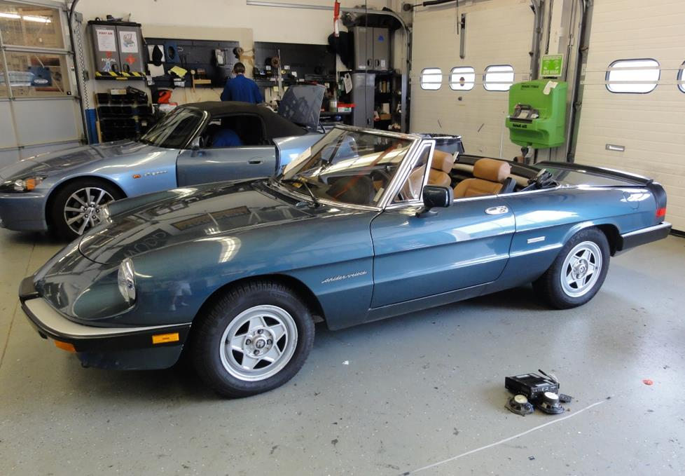 Wiring Diagram On Wiring Diagram For 1978 Alfa Romeo Spider