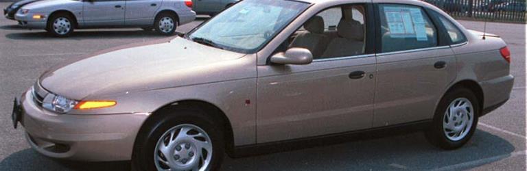 2001 saturn ls2