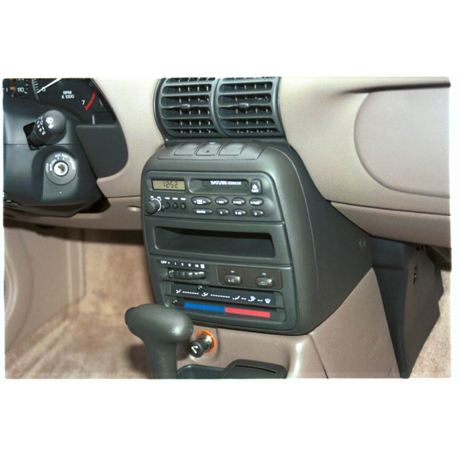 1998 Saturn SC2 Factory Radio