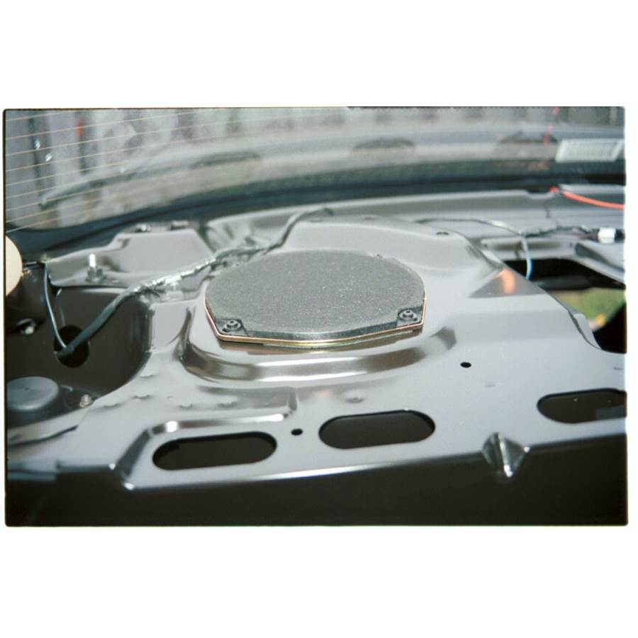 1998 Saturn SC2 Rear deck speaker