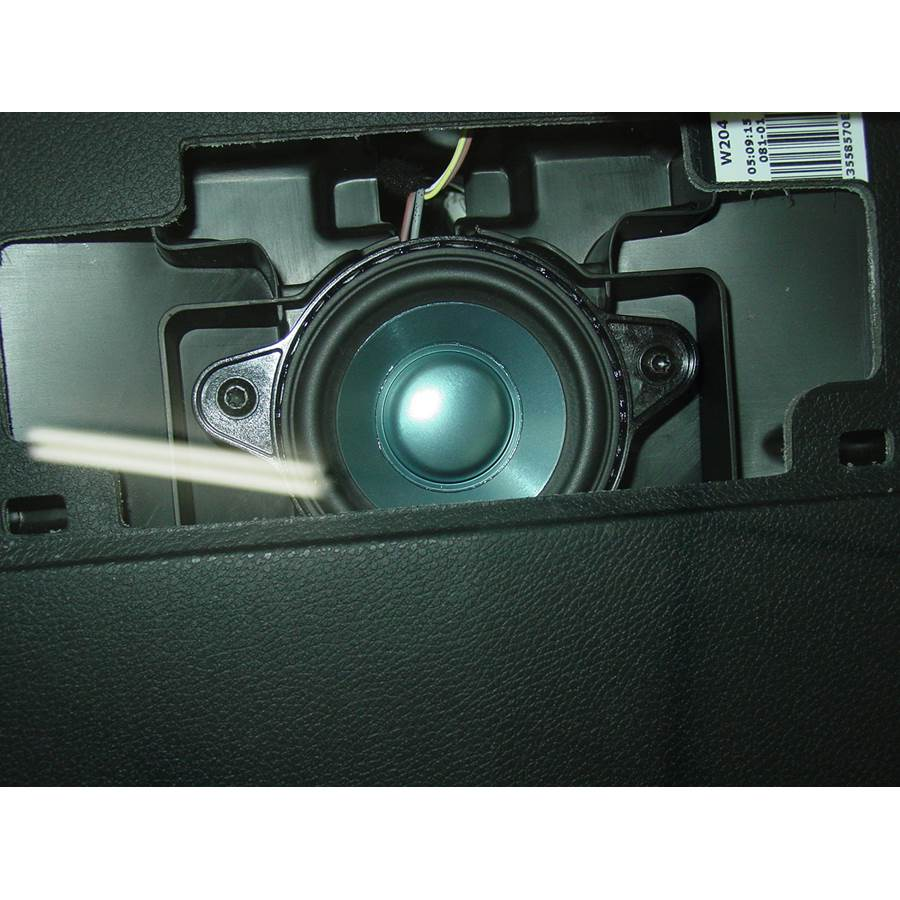 2008 Mercedes-Benz C-Class Center dash speaker