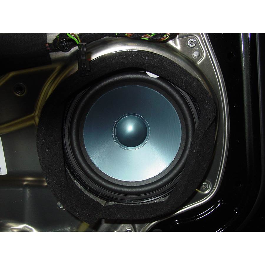 2010 Mercedes-Benz C-Class Front door woofer