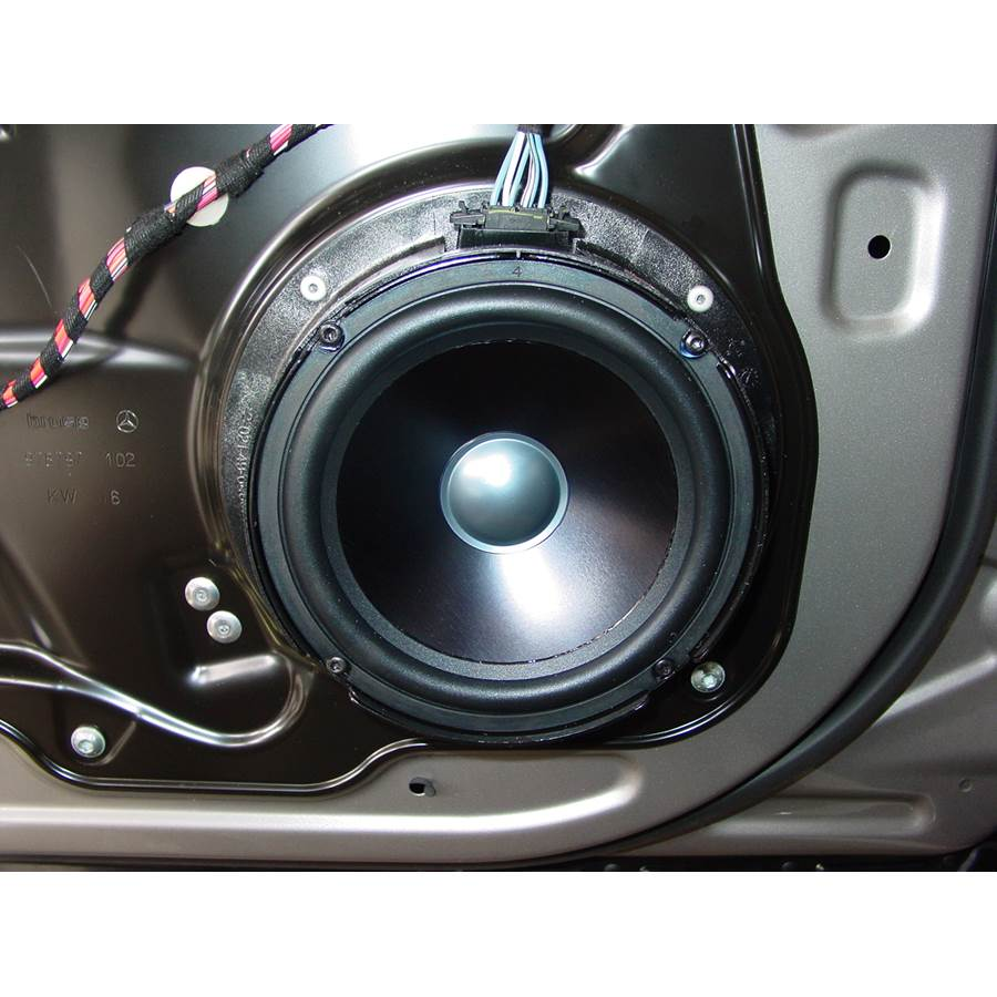 2007 Mercedes-Benz R-Class Front door woofer