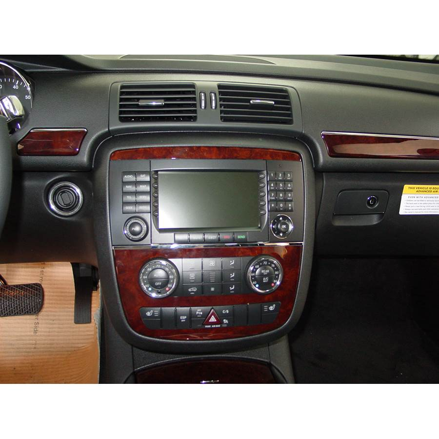 2007 Mercedes-Benz R-Class Factory Radio