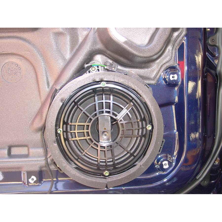 2003 Mercedes-Benz ML55 Front door woofer