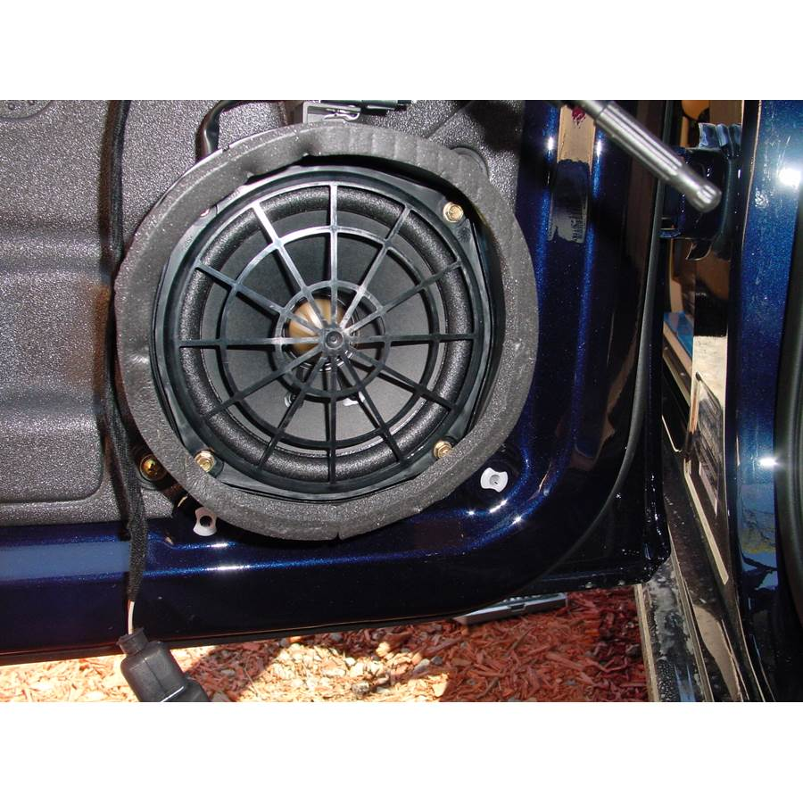 2003 Mercedes-Benz ML55 Rear door speaker
