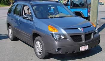 2001-2005 Pontiac Aztek