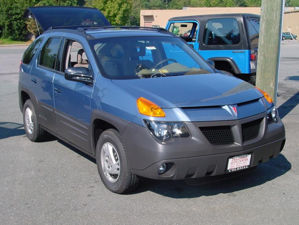 2001 2005 pontiac aztek car audio profile. Black Bedroom Furniture Sets. Home Design Ideas