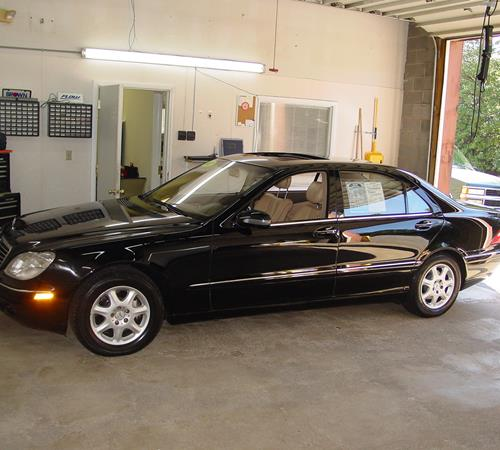 2000 mercedes benz s class find speakers stereos and for Mercedes benz exterior car care kit