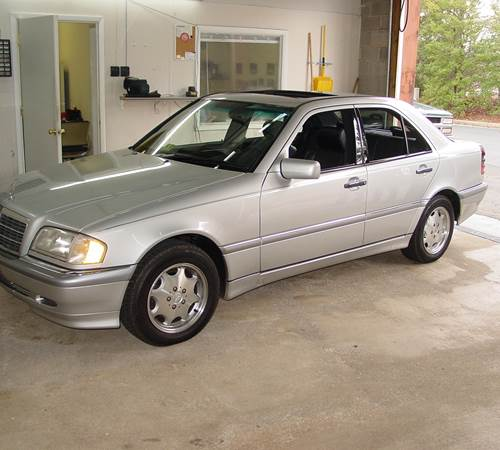 1999 Mercedes-Benz C-Class - find speakers, stereos, and