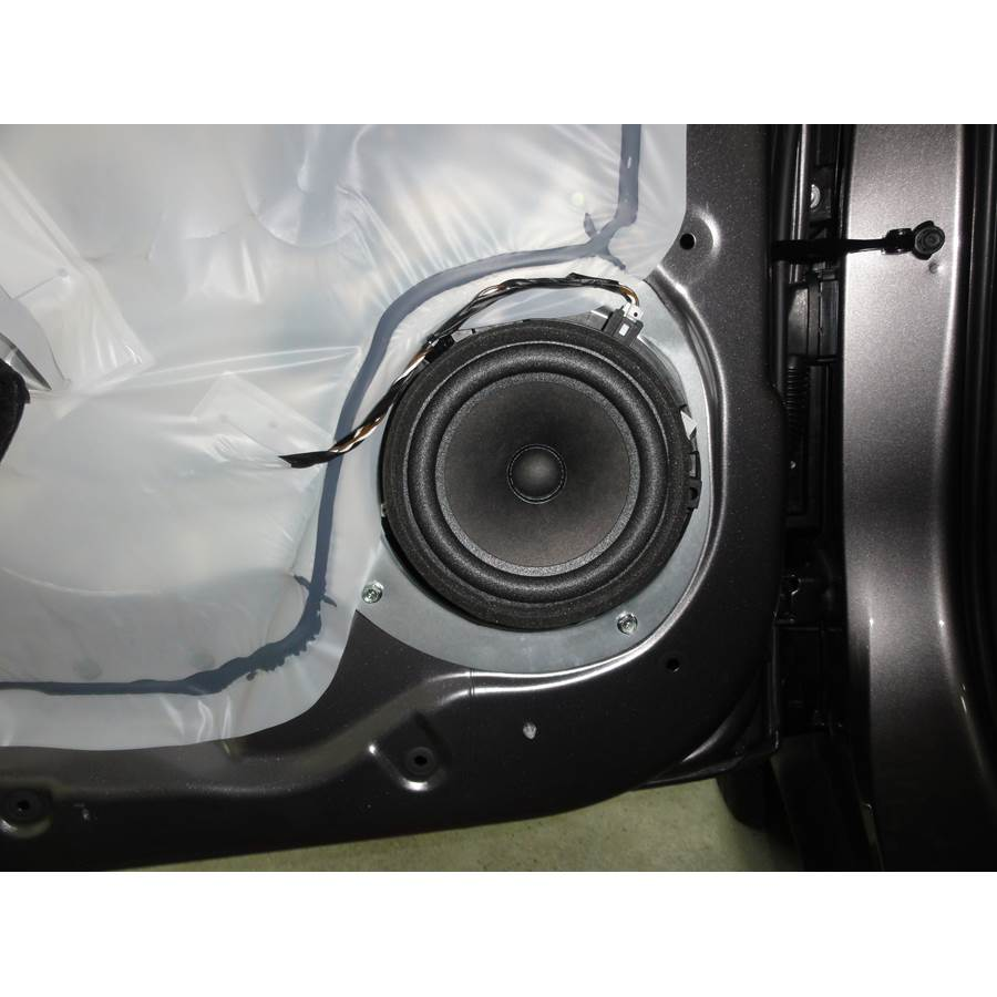 2015 Kia Sportage Front door woofer