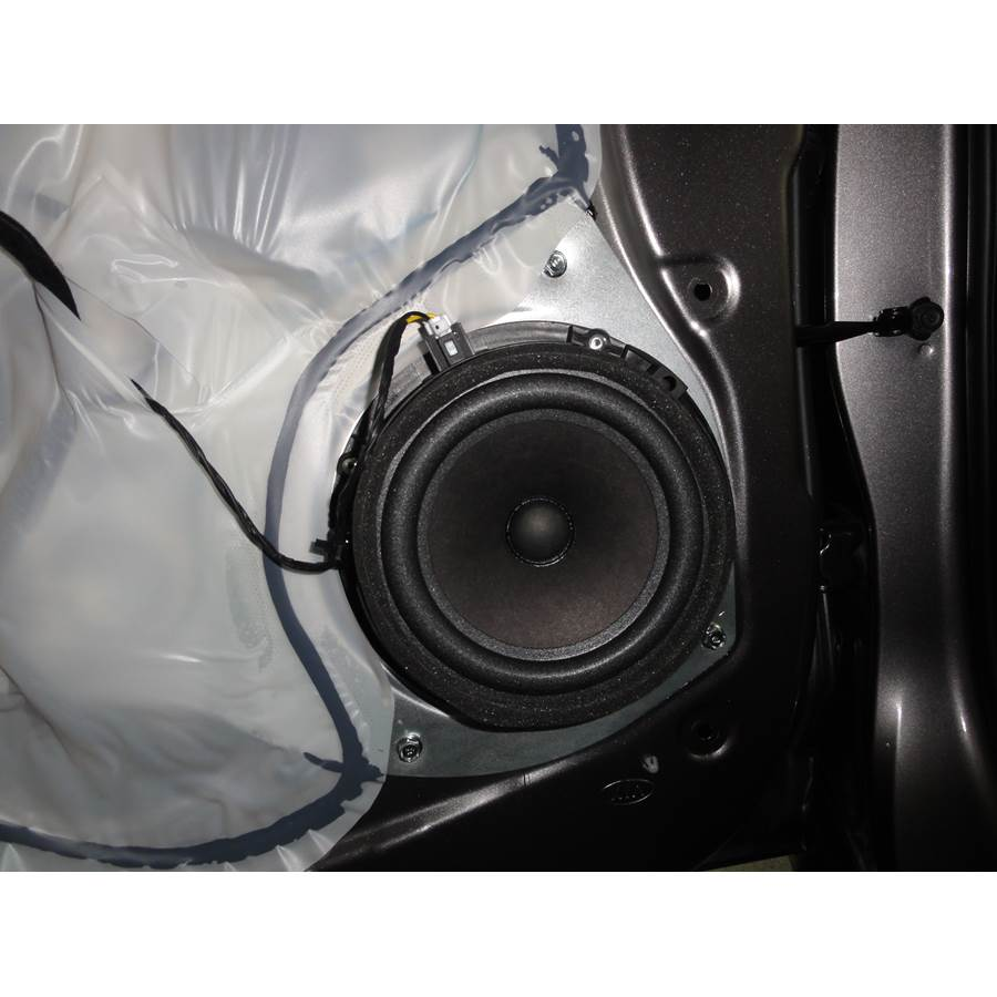 2015 Kia Sportage Rear door speaker