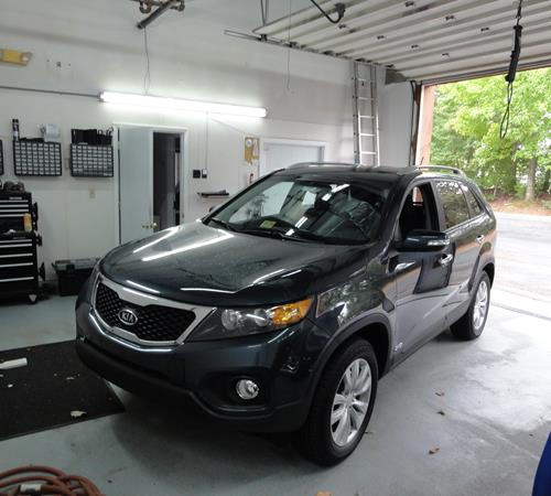 2011 Kia Sorento Accessories: Find Speakers, Stereos, And Dash Kits