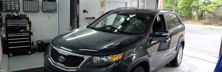 2011 Kia Sorento - find speakers, stereos, and dash kits that fit