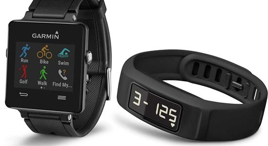 Review of the Garmin vivoactive and vivofit 2