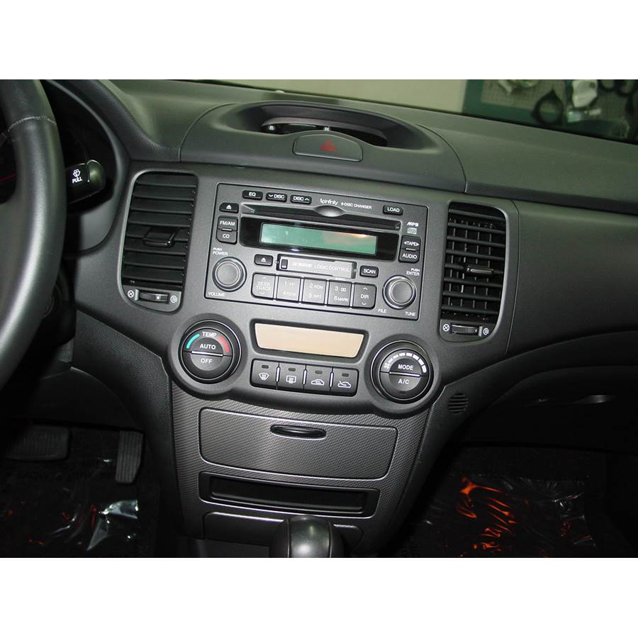 2008 Kia Optima Factory Radio