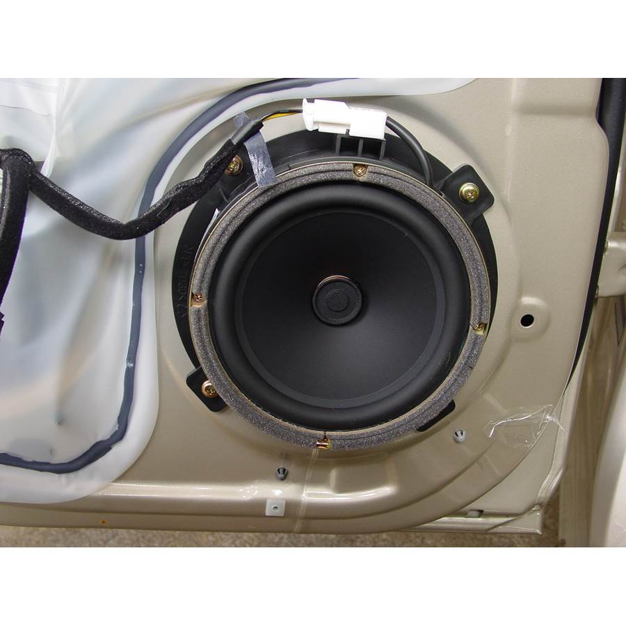 2008 Kia Optima Rear door speaker
