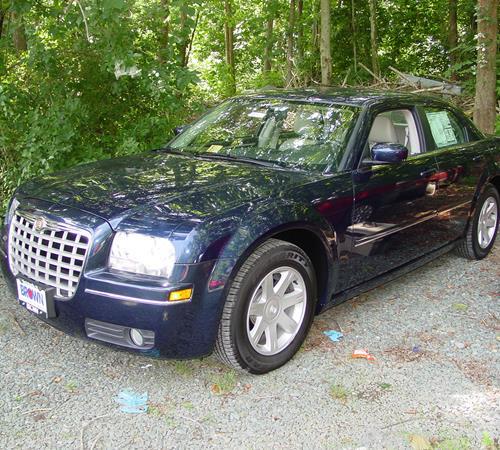 2005 chrysler 300 exterior