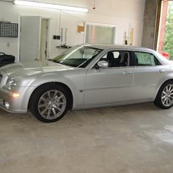 2007 Chrysler 300 Exterior