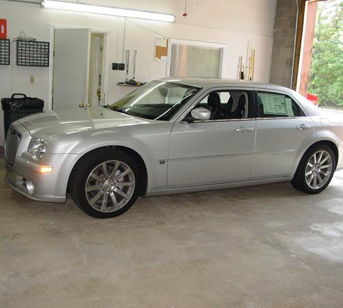 2010 Chrysler 300 Exterior