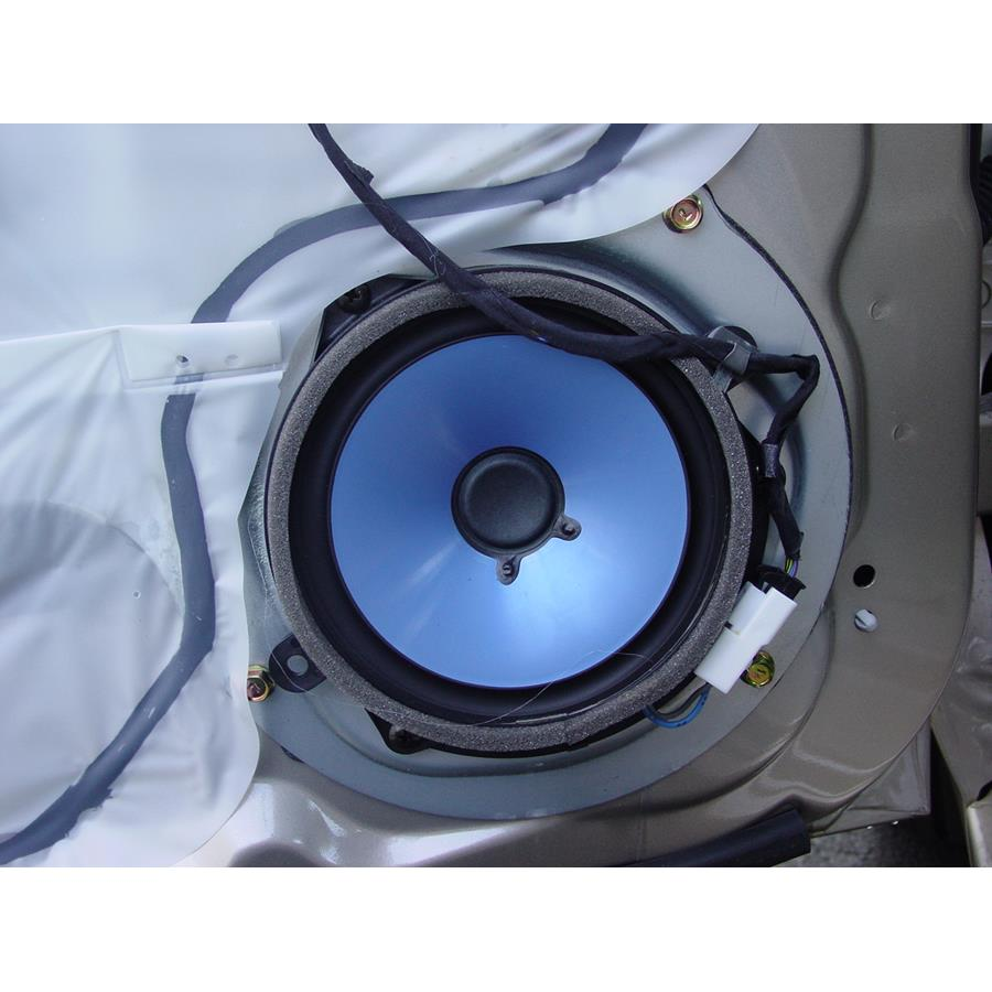 2007 Kia Spectra Front door woofer
